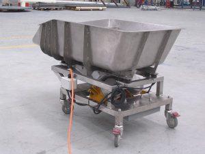 Mobile Vibratory Conveyor