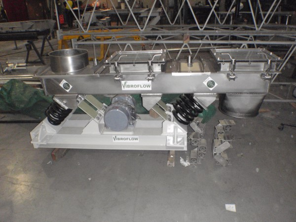 Sealed Vibratory Conveyor