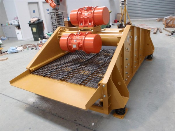 Read more about the article Granite Vibratory Screen