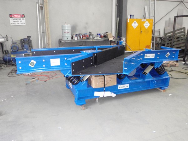 Vibratory Sorting Conveyor