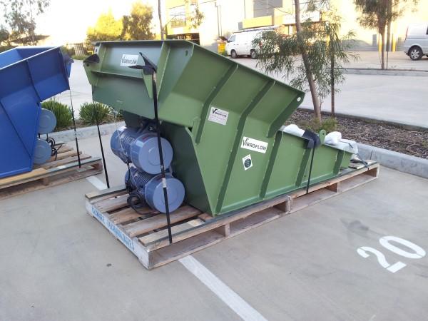 Vibratory Air Separator