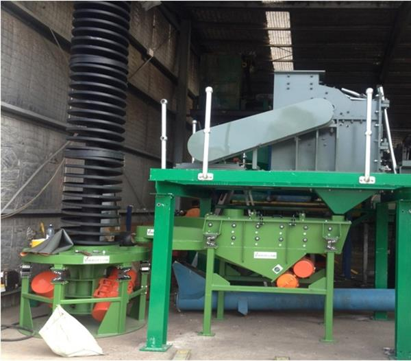 Read more about the article Recycling Spiral Elevator