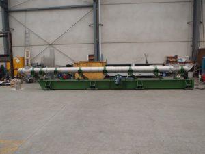 Nickel Tubular Conveyor