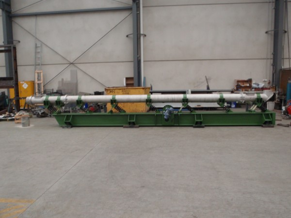 Nickel Tubular Conveyor