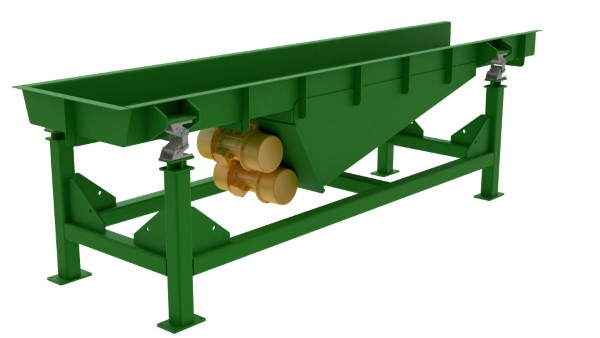 Commingled Bottle Conveyor